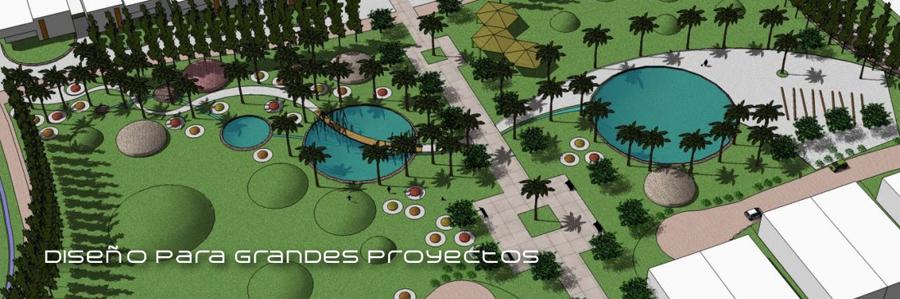 Duende de jard n dise o paisaj stico for Diseno de parques y jardines
